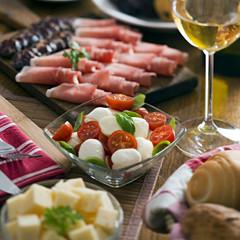 passender Wein und Rezept zu Antipasti