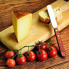 passender Wein und Rezept zu mittelaltem Käse