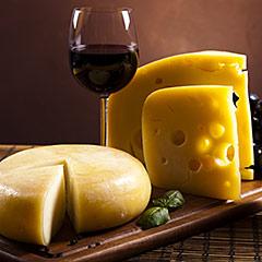 passender Wein und Rezept zu reifem Käse