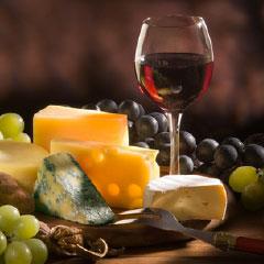 passende Weine zum Käse