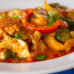 passender Wein und Rezept zu Thai-Curry