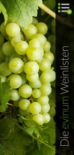 evinum weinlisten, Top Weine weltweit