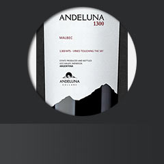 Andeluna Malbec Andeluna 1300 2012 in evinum