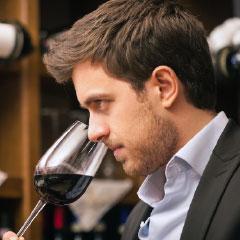 Weinexperte, Weine probieren, Wein degustieren