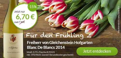 evinum - mein Wein-Shop Angebot Gleichenstein 2014