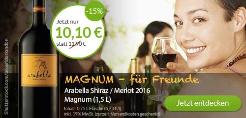 evinum - mein Wein-Shop Angebot Arabella