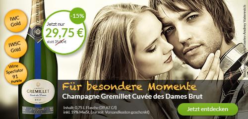 evinum - mein Wein-Shop Angebot Gremillet