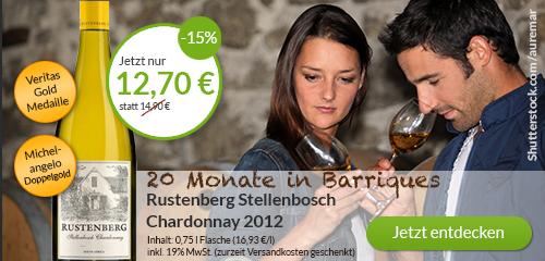 evinum - mein Wein-Shop Angebot Rustenberg Chardonnay