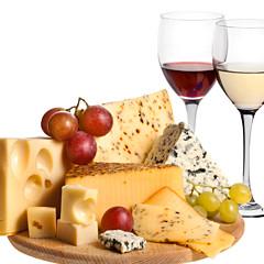 passender Wein und Rezept zur Käseplatte
