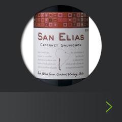 Siegel San Elias Cabernet Sauvignon 2013