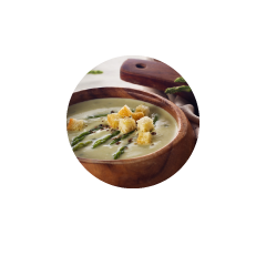 Weinempfehlungen und Rezepte zu Suppen