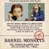 Red Heads Studio Shiraz McLaren Vale Barrel Monkeys