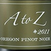 A to Z Wineworks Pinot Noir Oregon